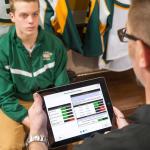 Kampaň Your Verse pokračuje využitím iPadů ve sportu při odhalování otřesů mozku