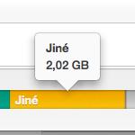 """Jak se zbavit položky """"Jiné"""" v iOS, která zabírá velké množství místa"""