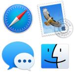 Aplikace OS X Yosemite – vylepšení na správných místech