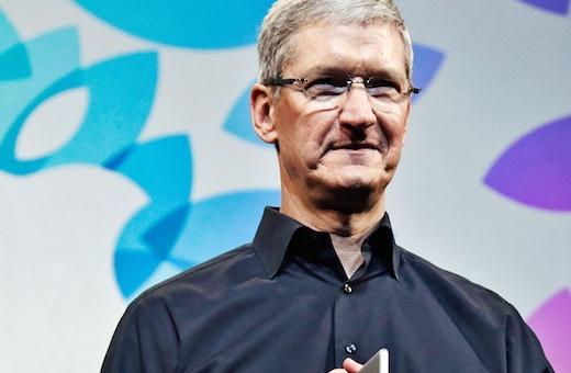 Tim Cook opanoval žebříček 50 největších světových lídrů magazínu Fortune