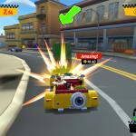 Staňte se bláznivým taxikářem s Crazy Taxi: City Rush