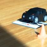 V roli mravenčího závodníka se můžete ocitnout schytrým TobyRich MicroSUV