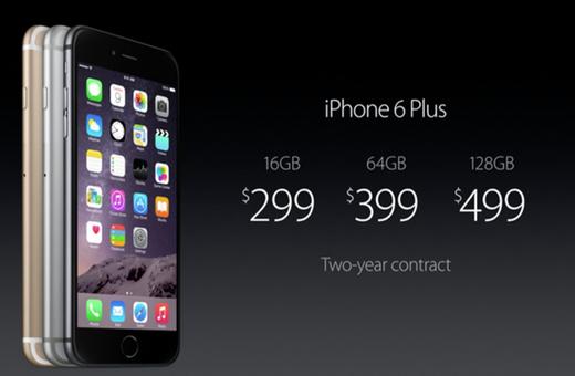 Absence 32GB verze iPhonu vynese Applu minimálně 4miliardy dolarů