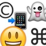 Jak vkládat emotikony a speciální znaky v OS X
