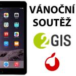 Vyhlášení vánoční soutěže s 2GIS o iPad Air 2