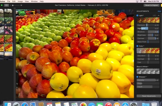 Aplikace Photos je konečně pro všechny. Apple vydal OSX Yosemite10.10.3