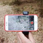 Shoulderpod S1 zajistí při točení iPhonem z ruky stabilní záběry