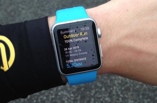 60 hodin s Apple Watch aneb co jsem stihl za víkend