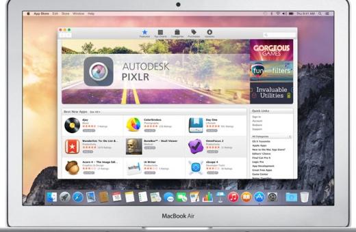 Mac App Store jako město duchů