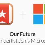 Microsoft koupil další populární aplikaci, úkolovník Wunderlist