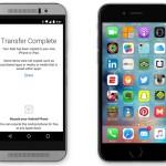 Apple novou aplikací usnadňuje přechod z Androidu na iPhone