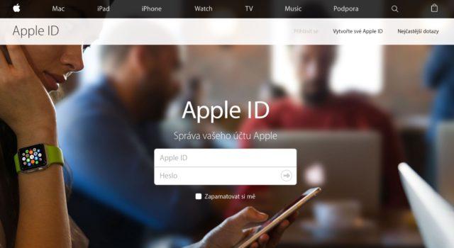 apple-id-cz