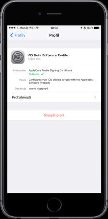 beta-profil