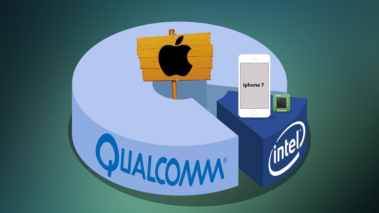 Apple žaluje Qualcomm o 1 miliardu. Napovídá to také o LTE ...