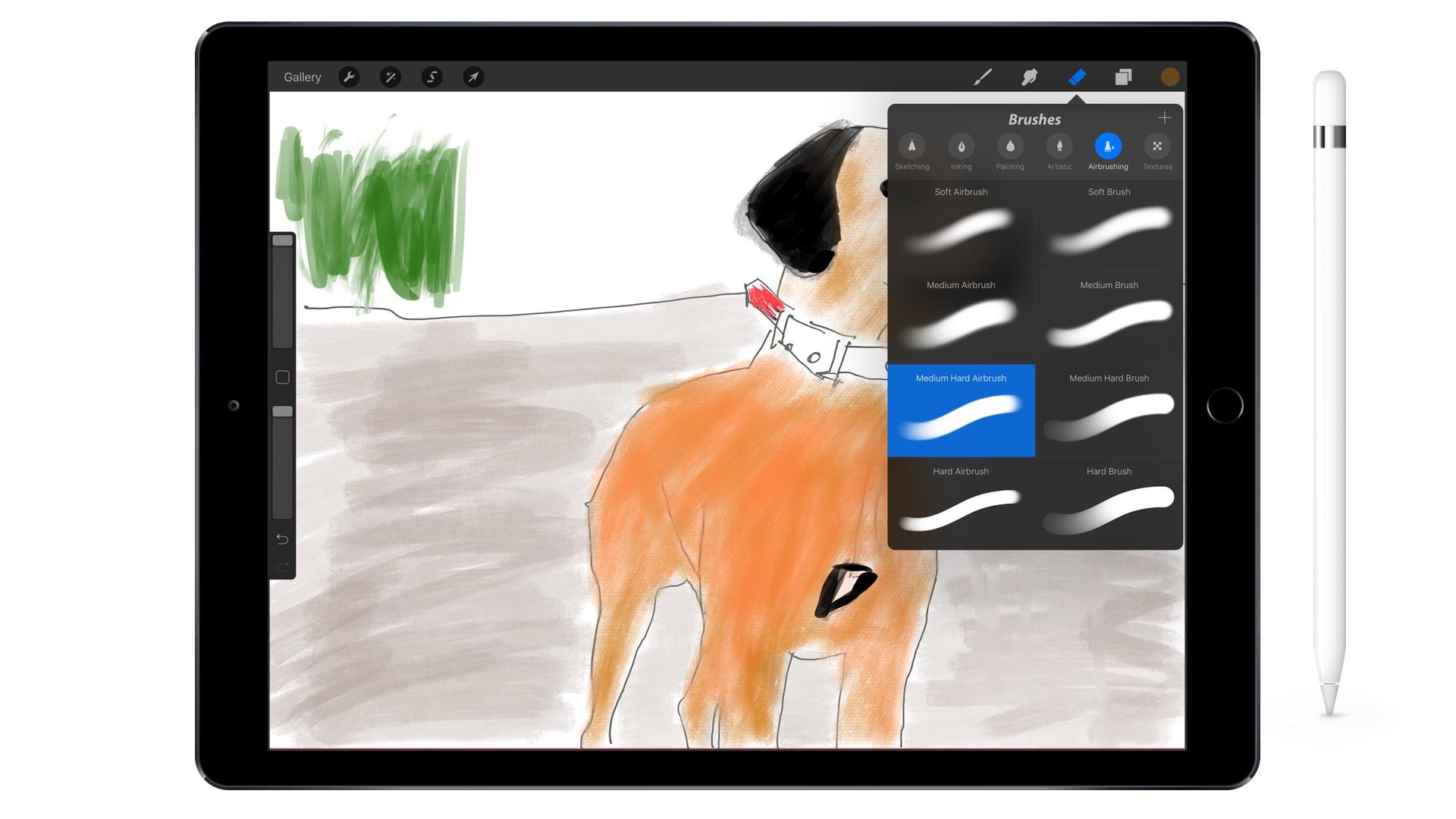 Procreate Nejlepsi Kreativni Aplikace Pro Ipad Pro