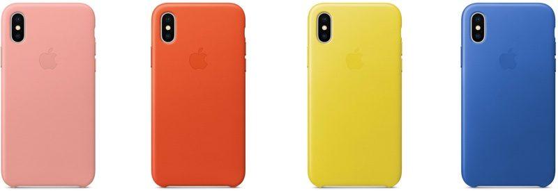 Apple představil nové barevné varianty obalů pro iPad a iPhone a9bf7e99390