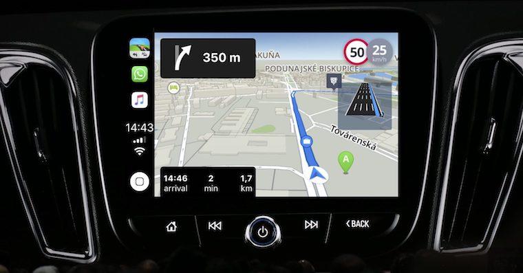 Waze testuje aplikaci pro CarPlay  Aktualizace dorazí do několika týdnů
