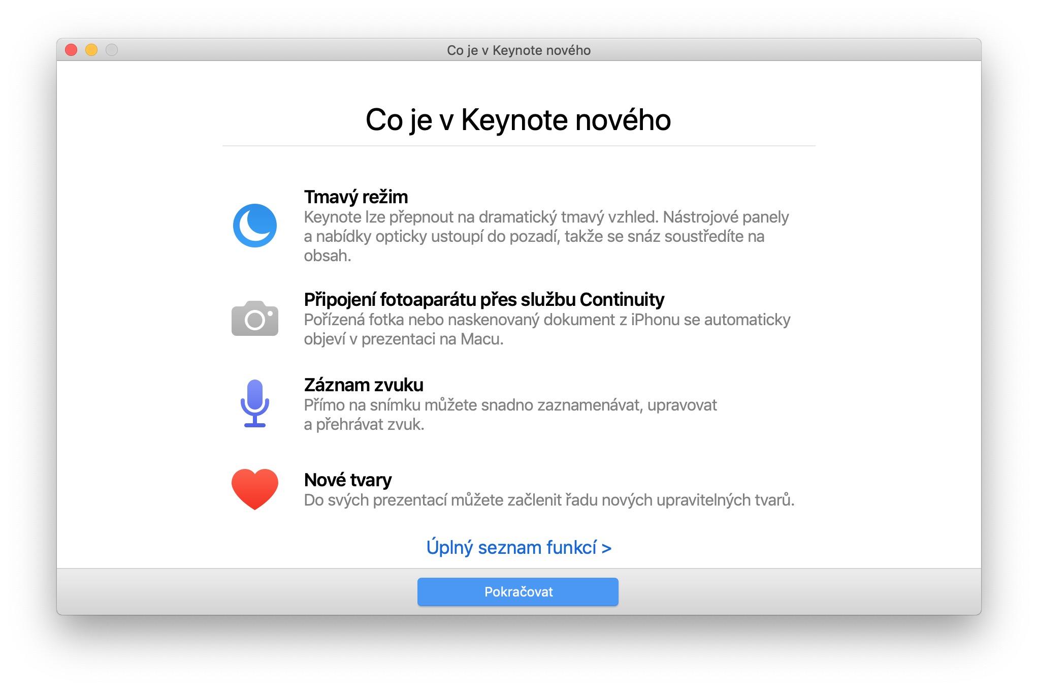 smart annotation keynote