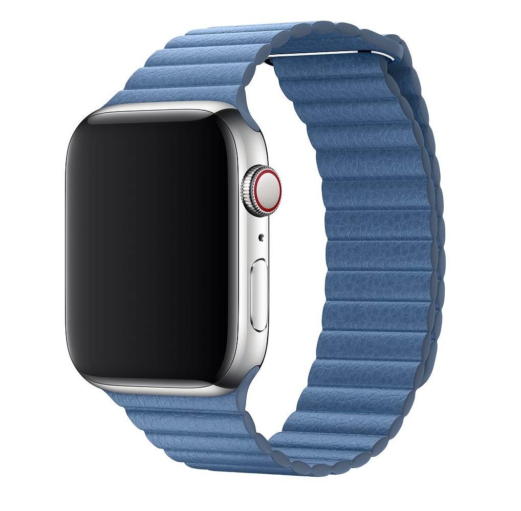 Apple představil jarní kolekci řemínků k Apple Watch. Přidal i nové ... 3ef0a3f2e91